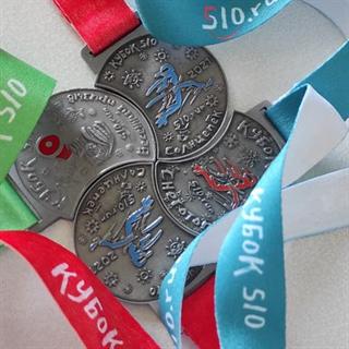 Серия медалей - S10 cup 2021